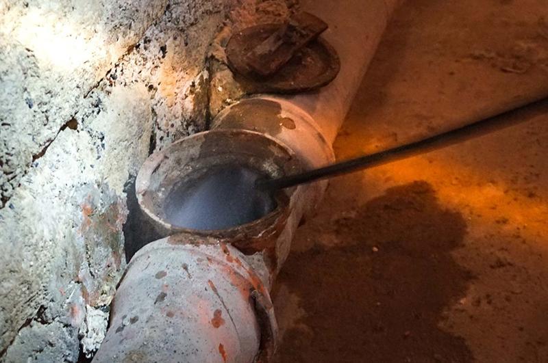 Débouchage et curage de canalisations